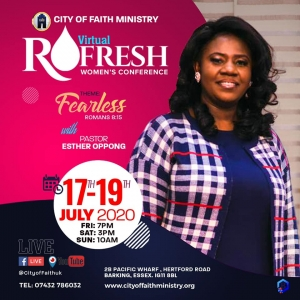 Refresh Women's Conference 2020